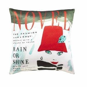 Kate Space Rain or Shine Pillow